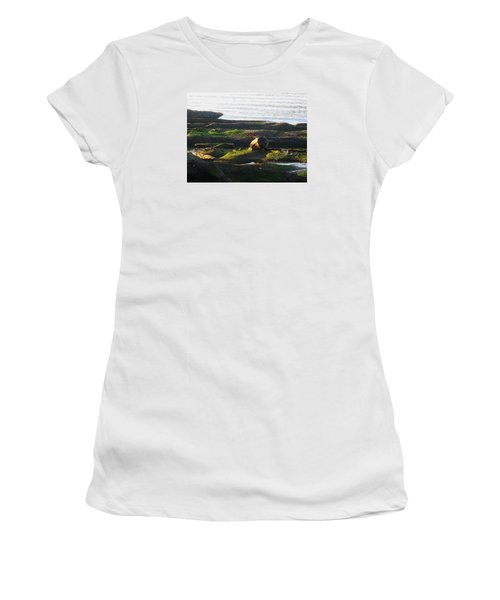 Beachcomber's Gold Women's T-Shirt (Athletic Fit)