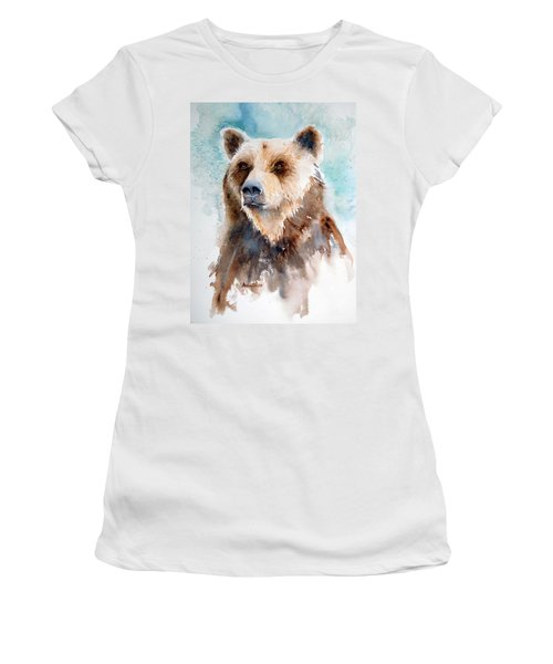 Bear Essentials Women's T-Shirt (Athletic Fit)
