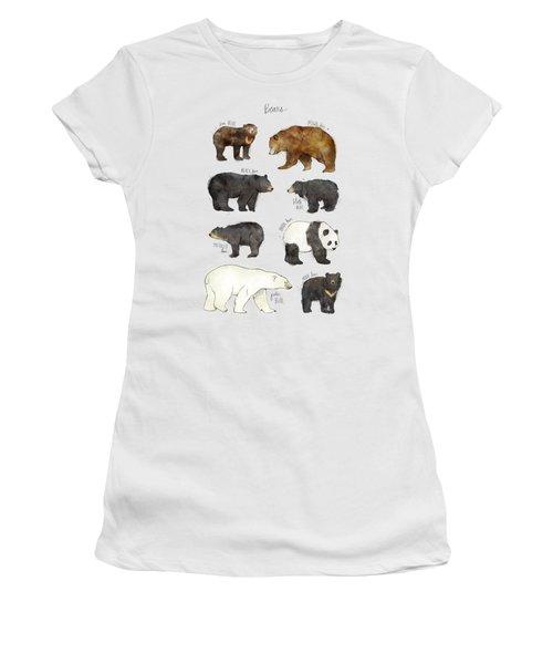 Bears Women's T-Shirt