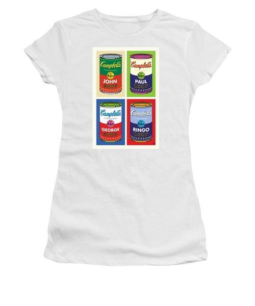 Beatles Soup Women's T-Shirt