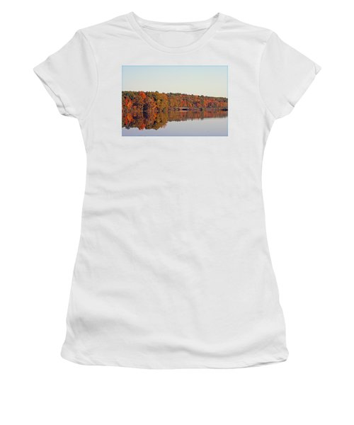 Beautiful Reflections Women's T-Shirt (Athletic Fit)