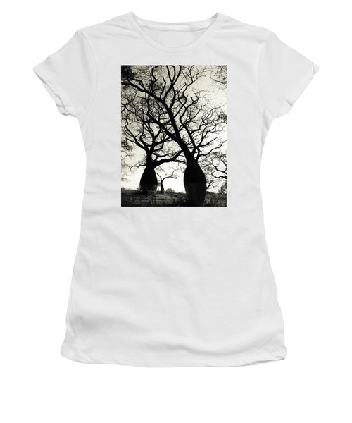 Beautiful Silk Floss Trees Women's T-Shirt