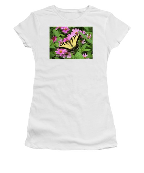 Beautiful Summer Women's T-Shirt (Athletic Fit)