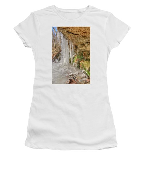 Behind The Ice Women's T-Shirt