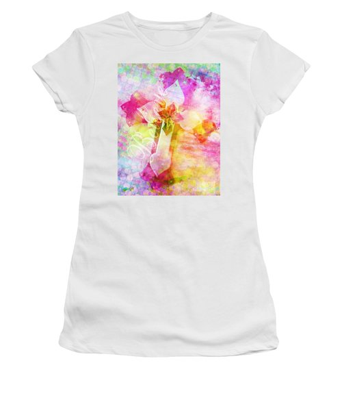 Believe O2 Women's T-Shirt (Athletic Fit)