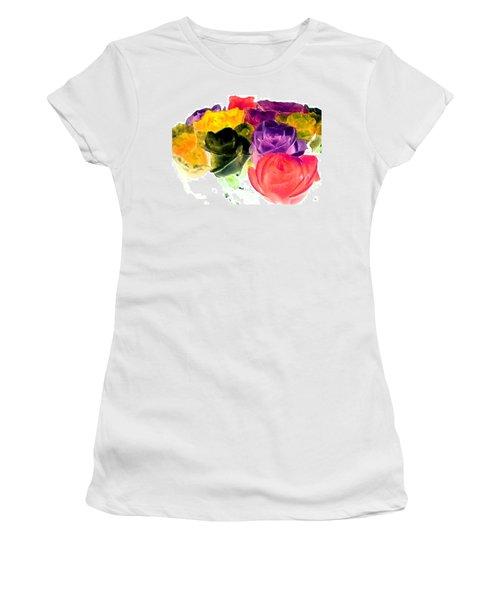 Bella Flora 6 Women's T-Shirt
