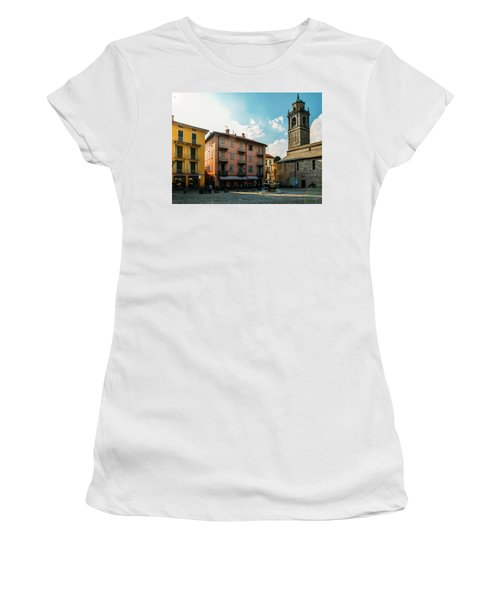 Bellagio, Lake Como, Italy. Women's T-Shirt