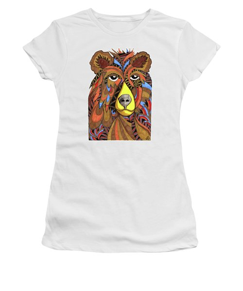 Benjamin Bear Women's T-Shirt