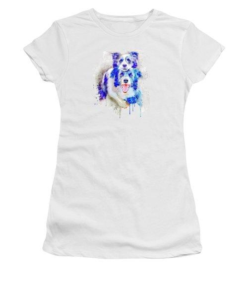 Best Buddies Women's T-Shirt (Athletic Fit)