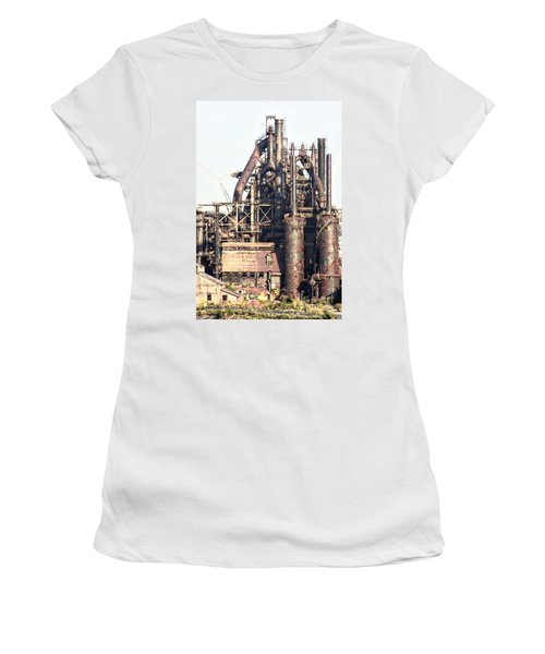 Bethlehem Steel # 14 Women's T-Shirt
