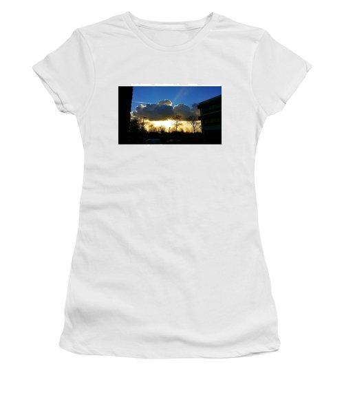 Evil Cloud Women's T-Shirt