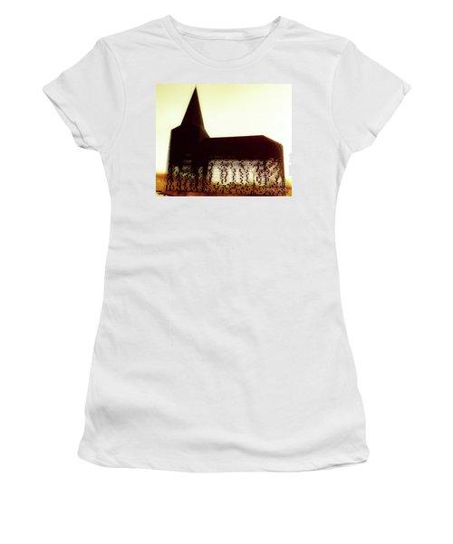 Between The Lines Women's T-Shirt