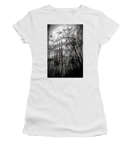 Between Two Worlds Women's T-Shirt