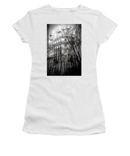 Between Two Worlds Women's T-Shirt