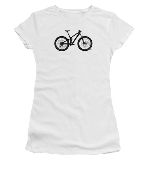 Bicycle For Fans. Original Handmade Drawing For Bikers Women's T-Shirt