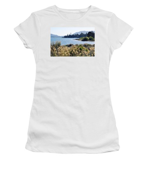 Big Bear Lake Shoreline Women's T-Shirt