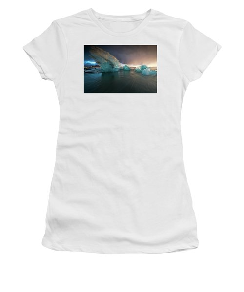 Big Ice Women's T-Shirt (Athletic Fit)