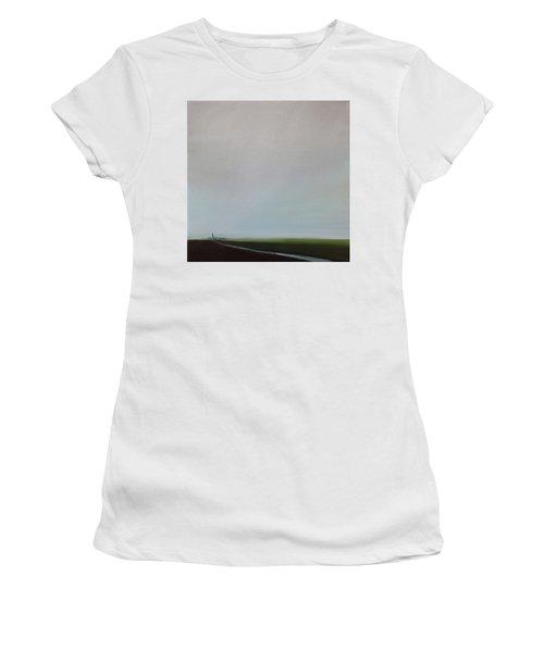 Big Sky Women's T-Shirt (Athletic Fit)