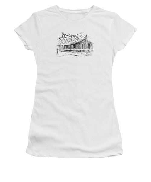 Big Thicket Information Center Women's T-Shirt (Athletic Fit)