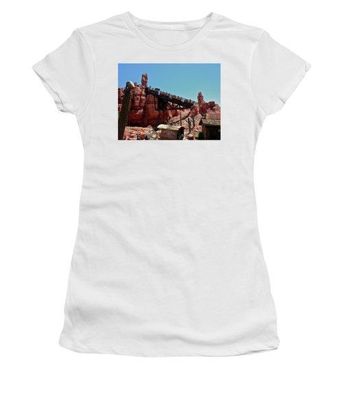 Big Thunder Mountain Walt Disney World Mp Women's T-Shirt
