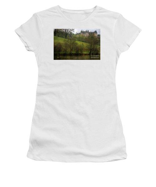 Biltmore Estate At Dusk Women's T-Shirt