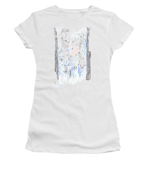 Bingham Fluid Or Paste Women's T-Shirt