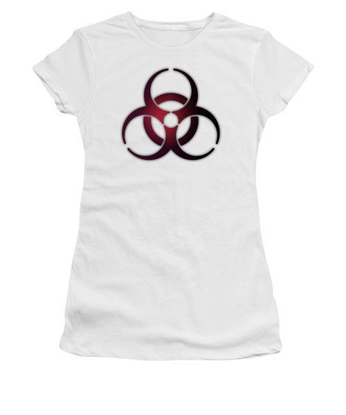 Biohazard Women's T-Shirt