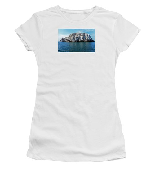 Bird Island 2 Women's T-Shirt (Athletic Fit)