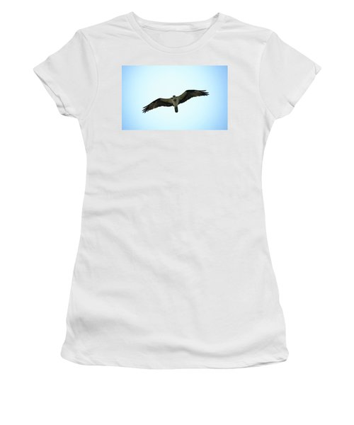 Bird Of Prey Women's T-Shirt (Athletic Fit)