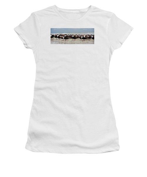 Bird Party Women's T-Shirt