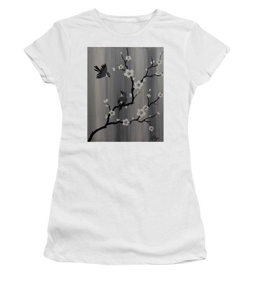 Birds And Blossoms Women's T-Shirt