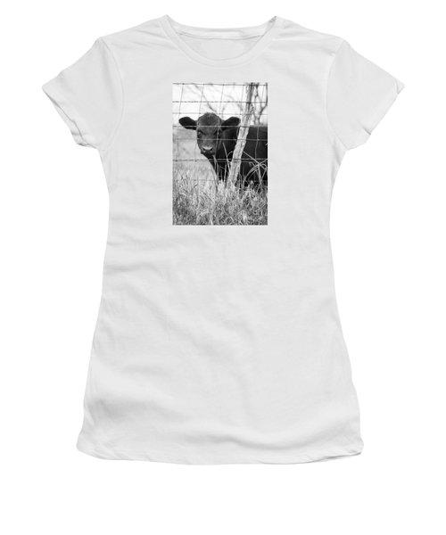 Black Angus Calf Women's T-Shirt