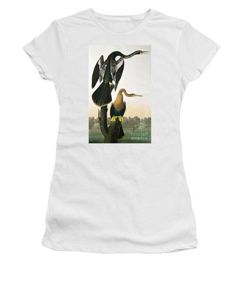 Black Billed Darter Women's T-Shirt