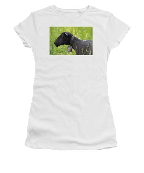 Black Sheep Women's T-Shirt (Athletic Fit)