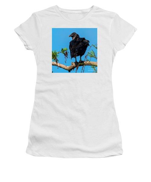 Black Vulture Women's T-Shirt