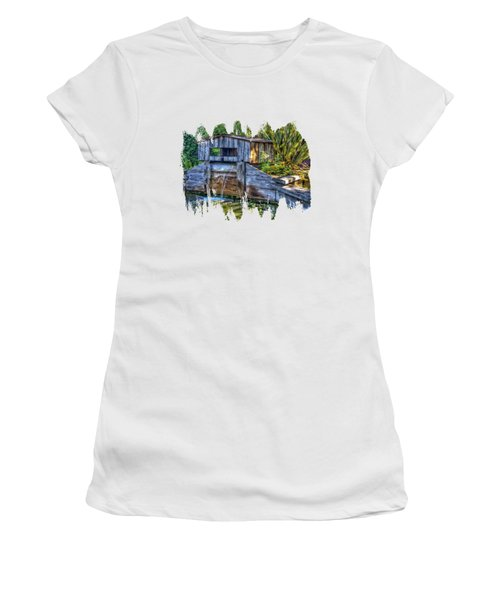 Blakes Pond House Women's T-Shirt