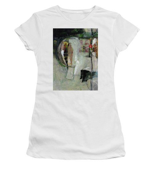 Blanco Birds Women's T-Shirt (Athletic Fit)