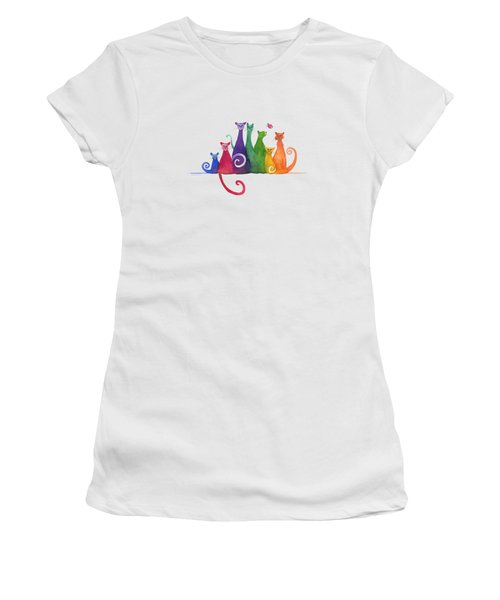 Blended Family Of Seven Women's T-Shirt