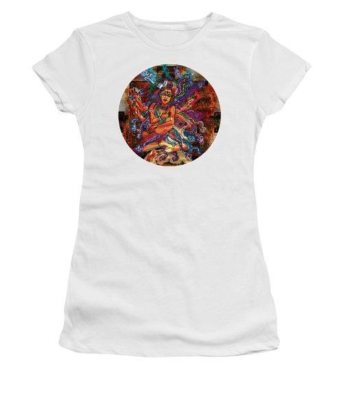 Blessing Shiva Women's T-Shirt