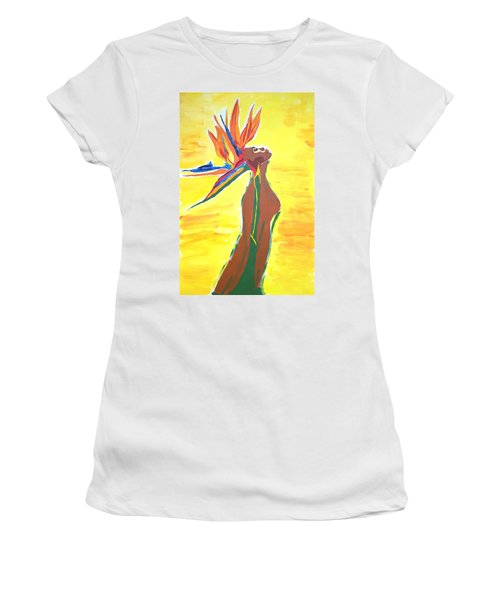 Blooming Women's T-Shirt