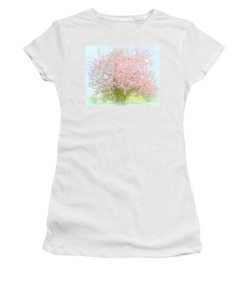 Blossoms Women's T-Shirt (Athletic Fit)