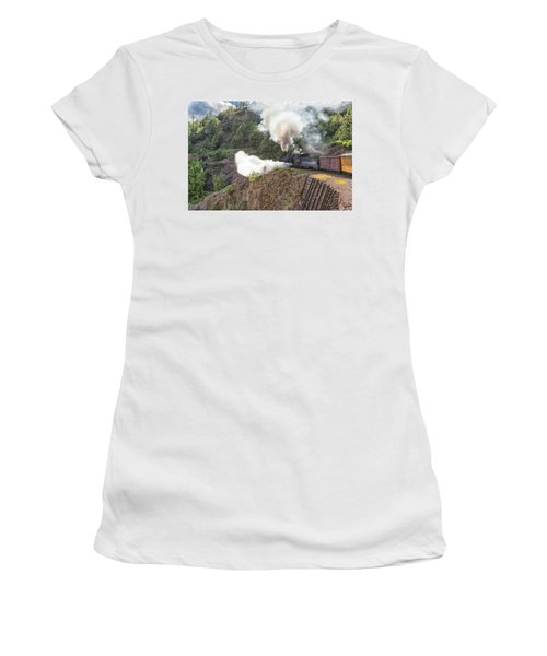 Blowing Down 481 Women's T-Shirt