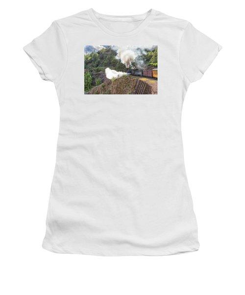 Blowing Down 481 Women's T-Shirt