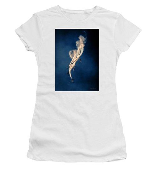 Blue Angels Breakout Women's T-Shirt (Athletic Fit)