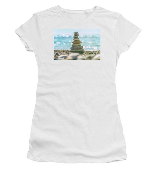 Blue Zen Women's T-Shirt