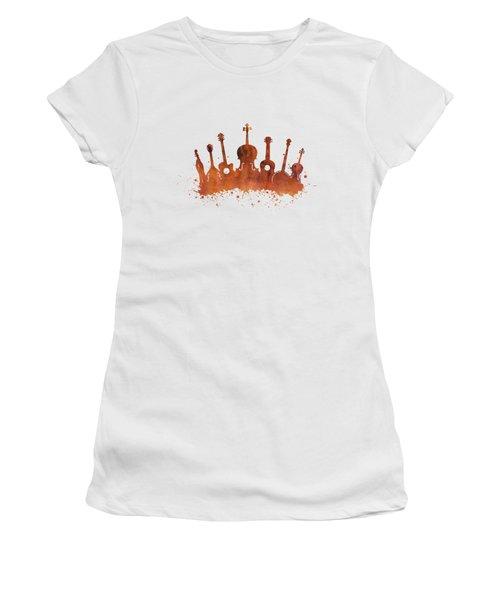 Bluegrass Explosion Women's T-Shirt