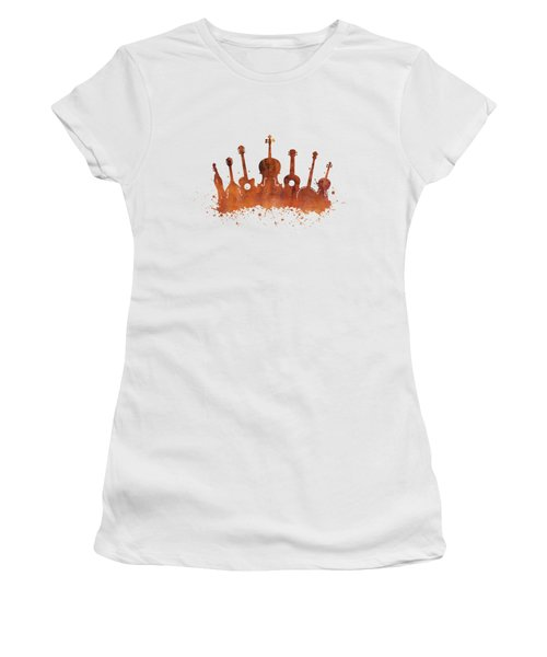 Bluegrass Explosion Women's T-Shirt (Athletic Fit)