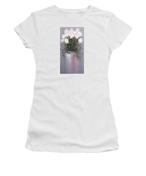 Blush - Original Artwork Women's T-Shirt