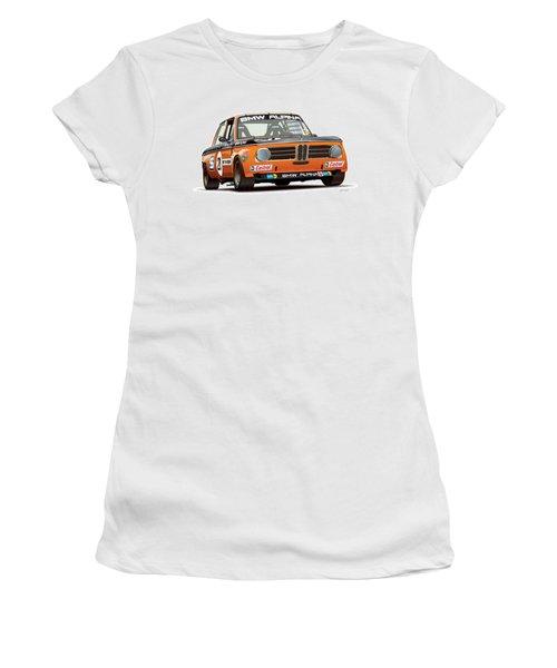 Bmw 2002 Alpina Illustration Women's T-Shirt
