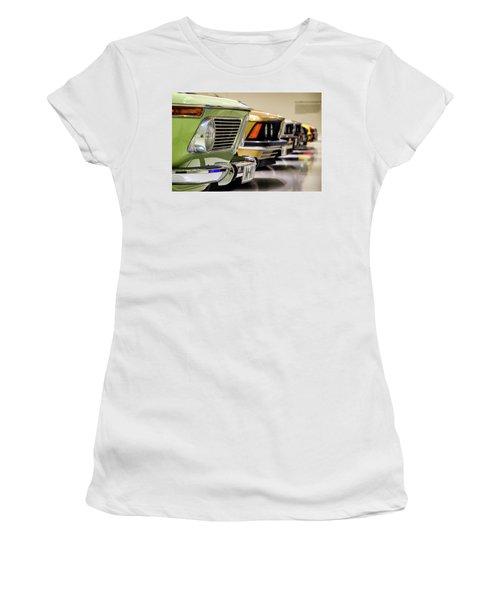 Bmw Evolution Women's T-Shirt (Athletic Fit)